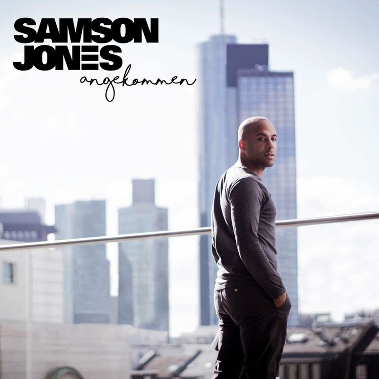 Samson Jones Cover